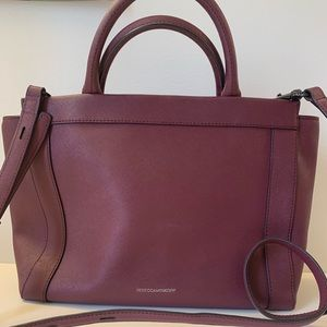 Rebecca Minkoff Handbag - Dark Purple